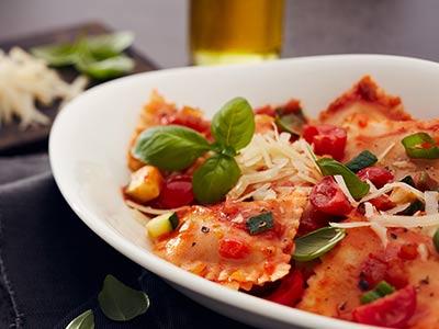 Ravioli Con Carne رافيولي كون كرني