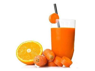 Orange & Carrot Juice  عصير البرتقال والجزر