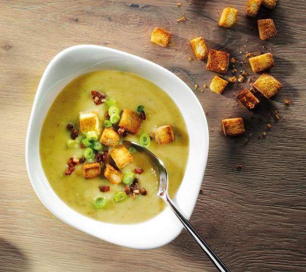Potato Soup شوربة بطاطا